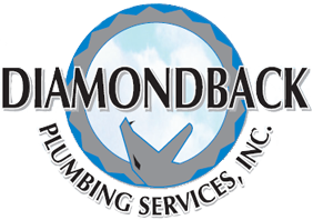 diamond back plumbing logo